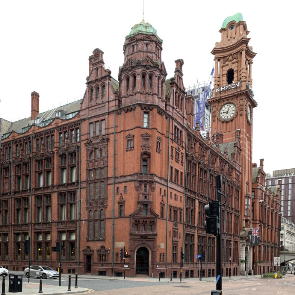Edwardian Classical Architecture in Manchester