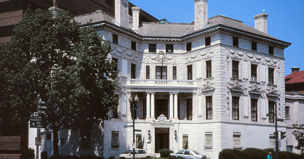 Patterson Mansion