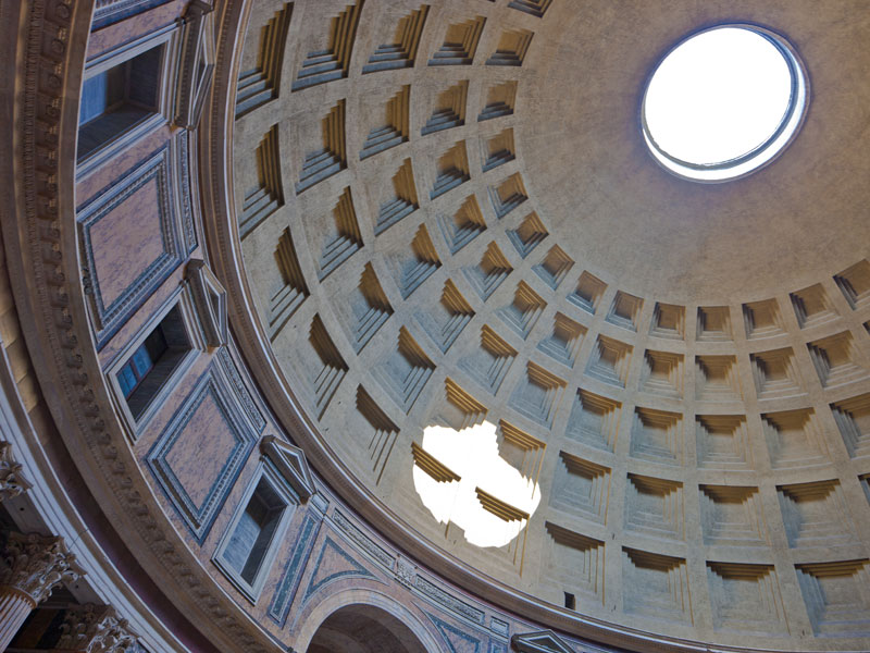 The Pantheon - The Greatest Building in the World
