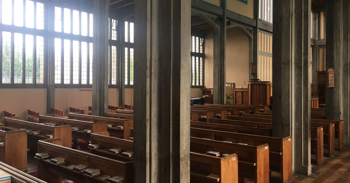 St Andrew's Felixstowe – The Last Wool Church