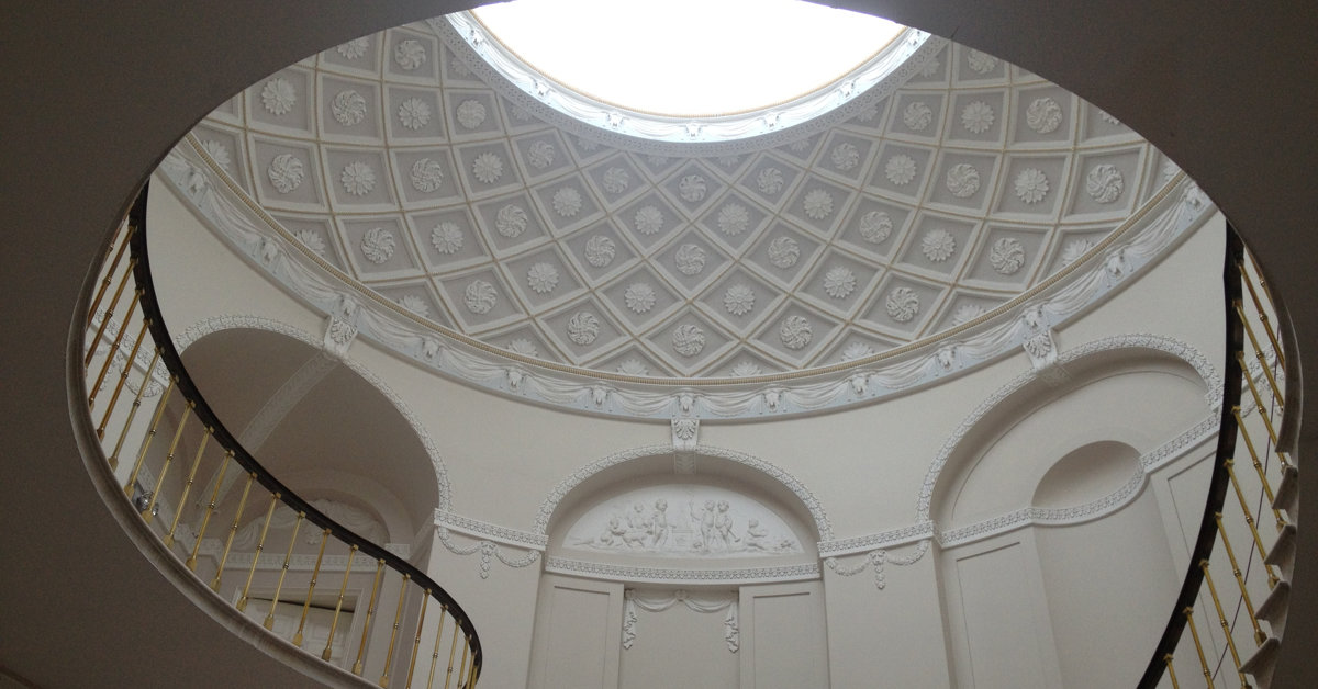 Townley Hall - A Pantheon in Ireland