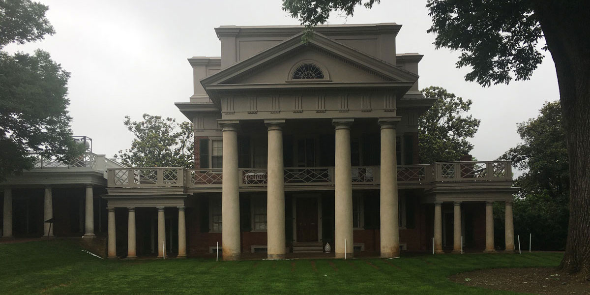 Jefferson's University of Virginia