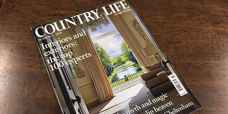 FTA listed in Country Life's Top 100