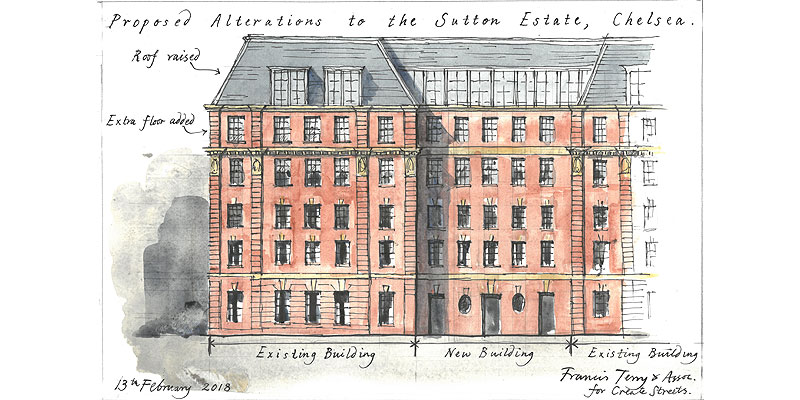 Sutton Estate – Saved!