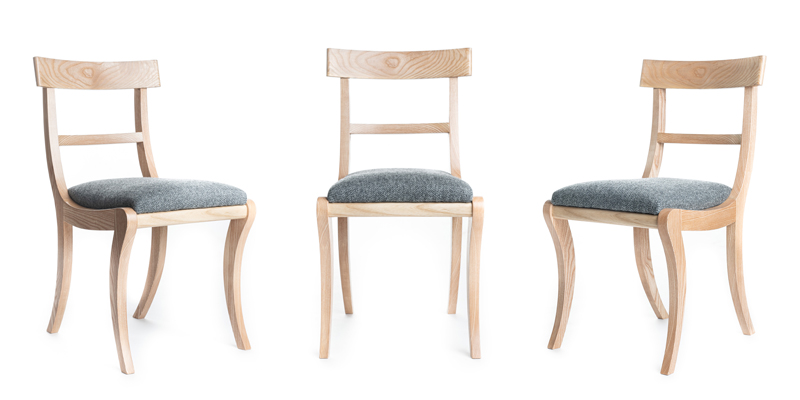 New Chair designed by Francis Terry