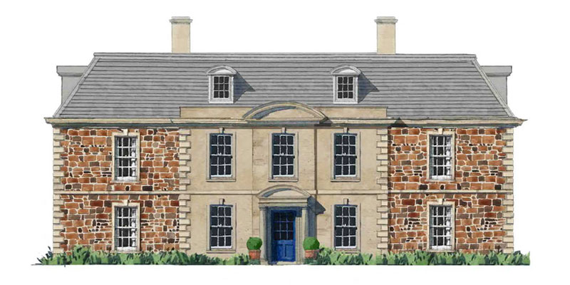 New Country House in Northamptonshire