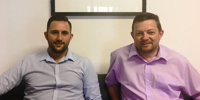 Colin Day and Aaron Eagle become Associates