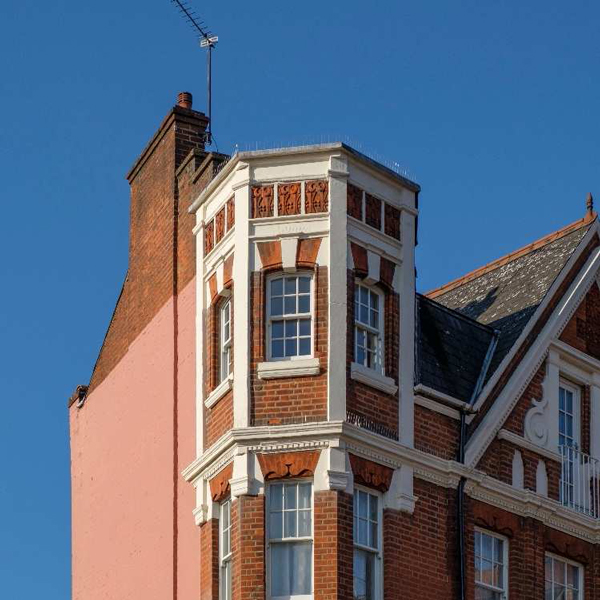 The architecture of West Hampstead has a very clear identity.